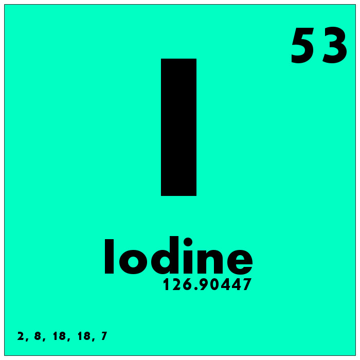 Iodine Supplement Whole Foods